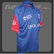England 2007 World Cup Replica Cricket Shirts