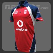 England One Day Match Shirts