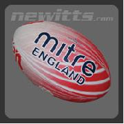 Mitre England Rugby Union Ball