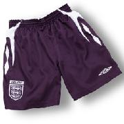 England Junior Goal Keeper Short