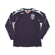 Boys Gk Ls Shirt - Umbro England