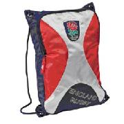 Official England Rugby Gym Bag