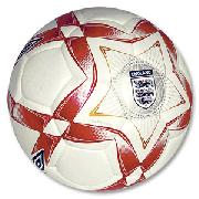 07-08 England Fa Pro Ball - White/Red