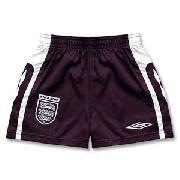 07-09 England Home Gk Shorts