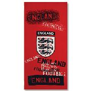England Route 66 Towel