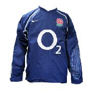 England 07/08 Training Rugby Top
